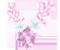 つむぎ保育花のイラスト