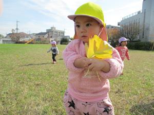 茨城県つむぎ保育園龍ヶ崎園 おでかけ写真