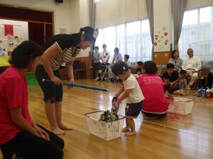 茨城県つむぎ保育園龍ヶ崎園 運動会写真