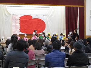茨城県つむぎ保育園龍ヶ崎園 劇遊び写真