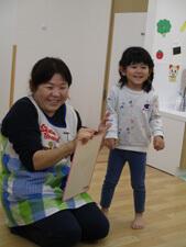 茨城県つむぎ保育園龍ヶ崎園 お別れ会写真