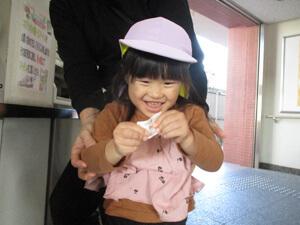茨城県つむぎ保育園龍ヶ崎園 園児写真